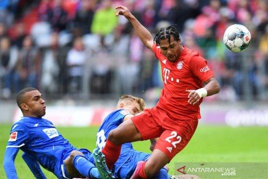 Klasemen Liga Jerman: Padat merayap di papan atas