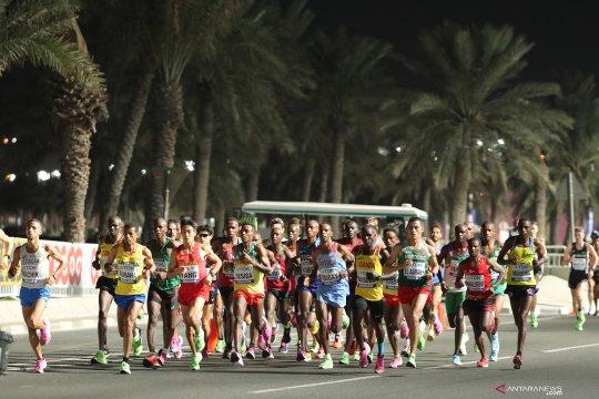 Tersangkut kasus doping, pemenang Sofia Marathon diskors