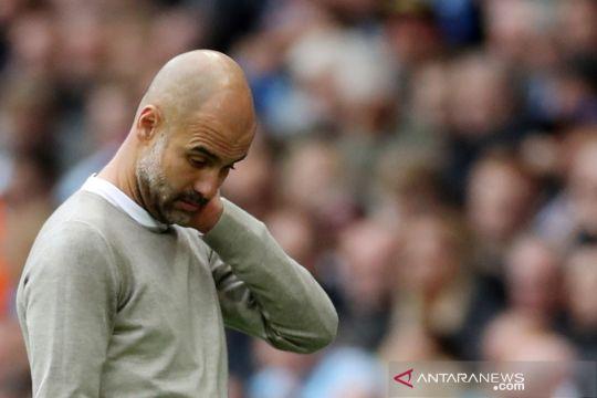 Guardiola nilai City belum siap juara Liga Champions