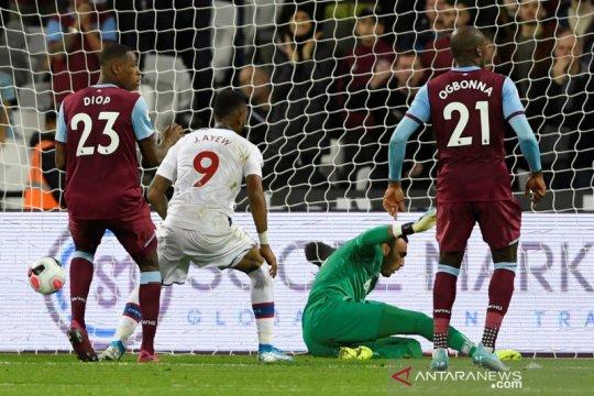 Crystal Palace bangkit untuk tundukkan West Ham