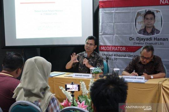 LSI: Demo mahasiswa tidak bertujuan gagalkan pelantikan Presiden