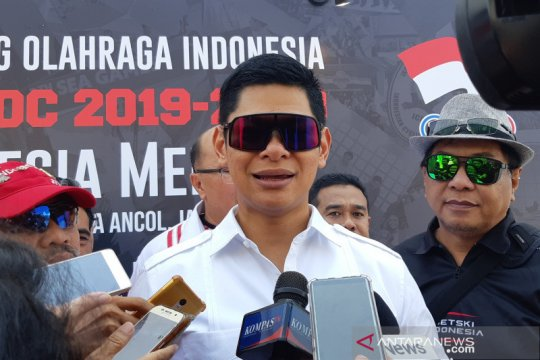 Menanti gebrakan Raja Sapta Oktohari jadi nahkoda olahraga Indonesia