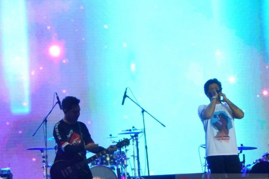 Jagoan band Melayu unjuk gigi di Synchronize Festival