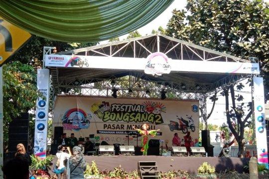 Festival Bongsang di Kecamatan Pasar Minggu