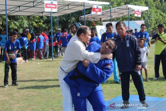 Festival Disabilitas pamerkan 10 permainan olahraga khusus