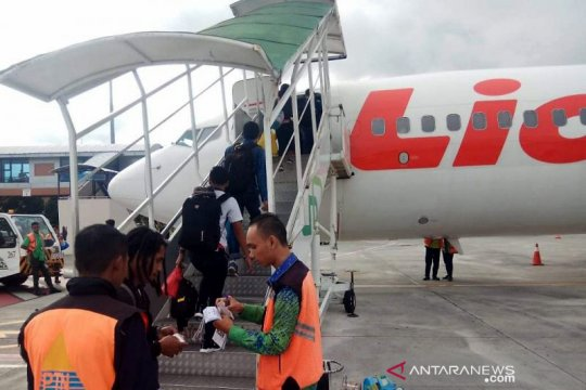 50 perantau NTB di Papua dipulangkan ke Bima
