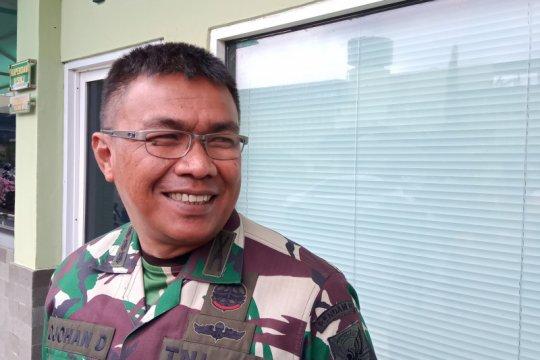 Kodam Sriwijaya gelar pameran alutsista di BKB Palembang