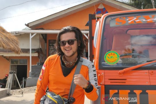 Ramon Y Tungka tolak film demi karhutla Riau