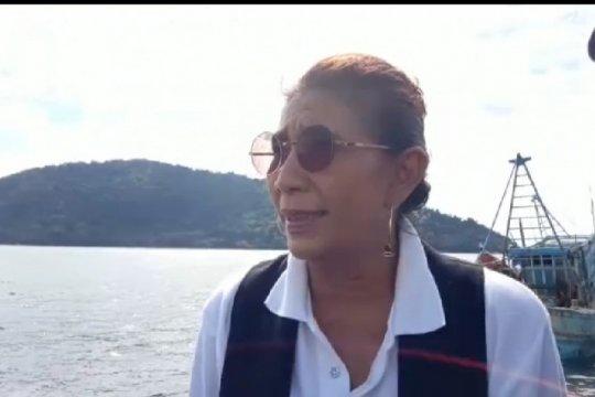 KKP tenggelamkan 21 KM nelayan asing karena curi ikan