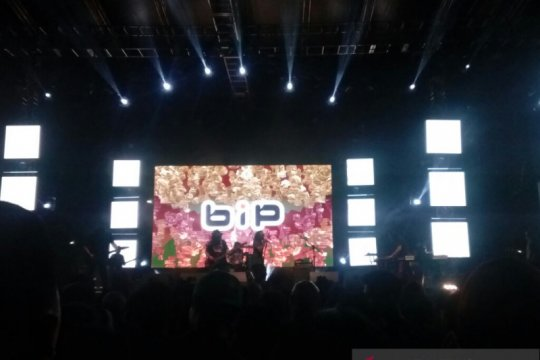 Tampil perdana, BIP bawa keseruan di Synchronize Festival