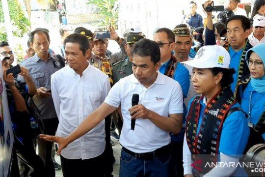 Menteri BUMN berpesan masyarakat manfaatkan warung internet desa