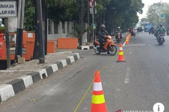 Pelanggar jalur sepeda ditilang mulai 20 November 2019