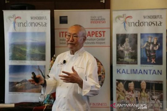 "Rendang Indonesia ""go international"" di Hongaria"