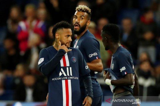 Hasil dan klasemen Liga Prancis: PSG kini dikuntit Nantes
