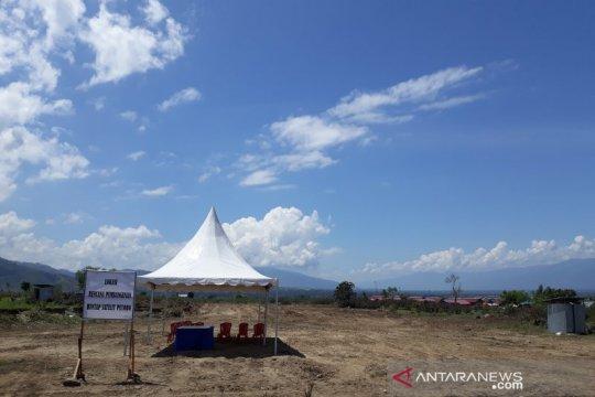Korban likuefaksi hibahkan tanah 120 hektare untuk pembangunan huntap