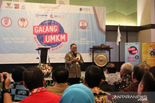 Natamukti Award 2019 jadi indikator kepedulian kepala daerah pada UMKM
