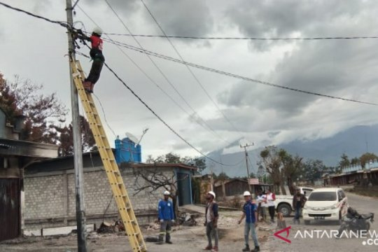 PLN: Listrik di Wamena pulih 100 persen