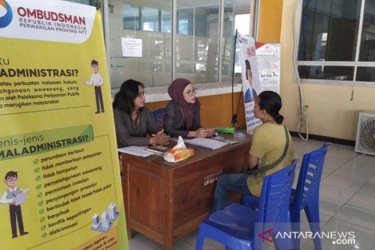 Ombudsman NTT buka layanan pengaduan di RSUD Johannes Kupang