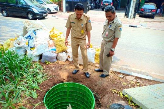 Pemkot Jakpus siapkan dua jenis sumur untuk persiapan musim hujan