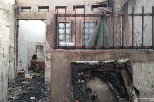 Kronologis dugaan bocah main korek sebabkan kebakaran di Taman Sari