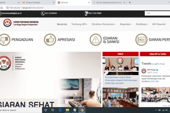 Akademisi apresiasi rekomendasi kebijakan siaran gratis dari KPI
