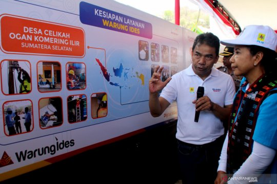 Bupati sebut Warung Ides dukung promosi pariwisata Labuan Bajo