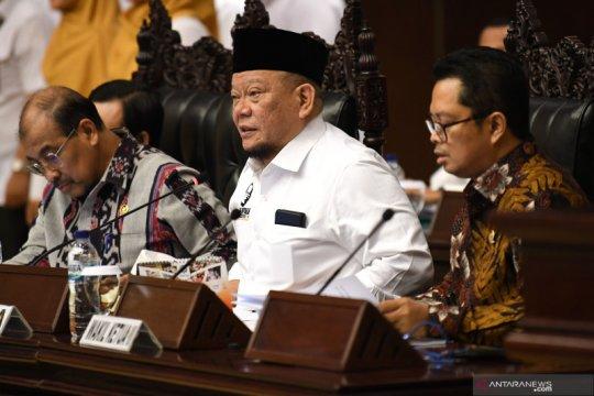 DPD RI perjuangkan pelestarian kearifan lokal