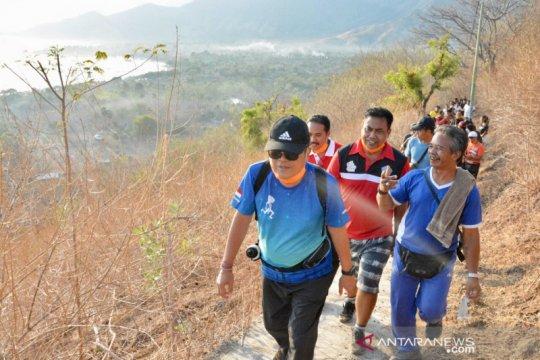 "Wali Kota Denpasar ikuti ""Fun Run Nature"" sejauh lima kilometer"