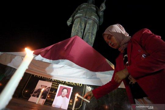 Doa lintas agama untuk Indonesia tetap damai