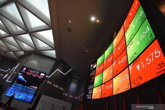 IHSG akhir pekan diprediksi menguat, ditopang penguatan bursa global