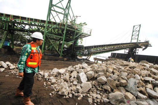 KPK inspeksi mendadak di Pelabuhan Batu Bara