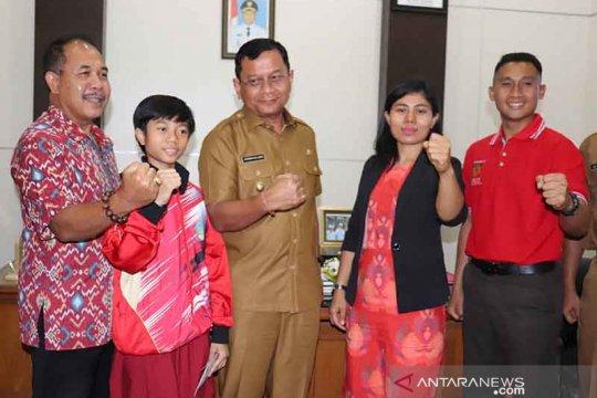 Karateka muda Buleleng wakili Indonesia di kejuaraan Belgia