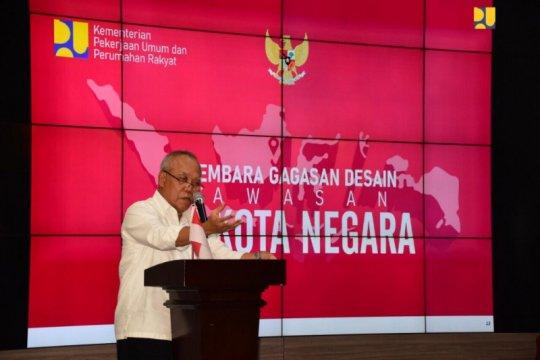 Menteri PUPR: Pengembangan kota luar Jawa bakal tingkatkan PDB