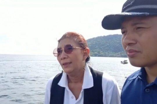 Susi Pudjiastuti katakan revisi UU Perikanan belum mendesak