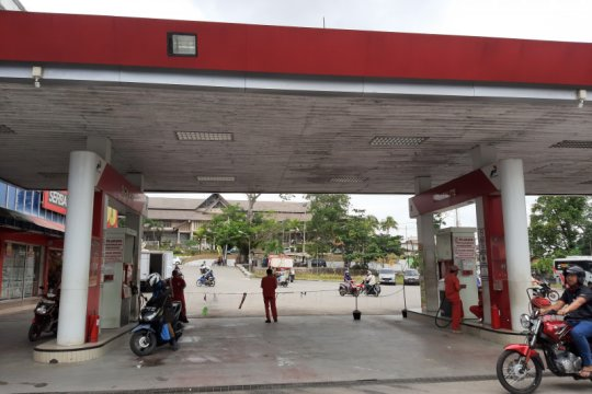 Kelangkaan solar dan premium di Pulau Bintan belum teratasi