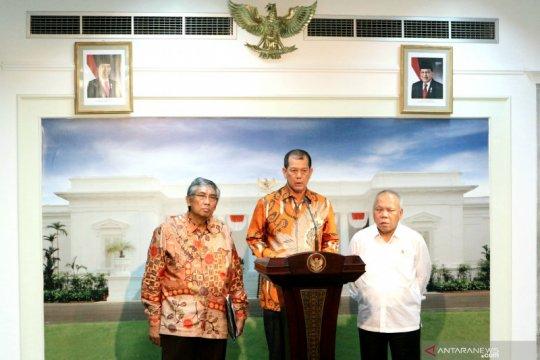 Kementerian PUPR - TNI kerja sama bangun kembali Wamena