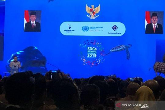 Bappenas gelar Konferensi SDGs 2019 angkat isu kelautan