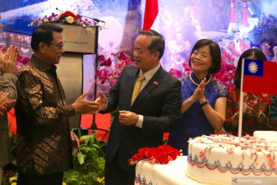 Taiwan tegaskan dukung program Jokowi tingkatkan kualitas SDM