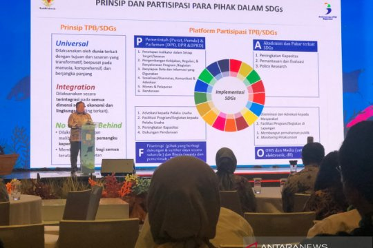 Bappenas libatkan pesantren dalam program SDGs