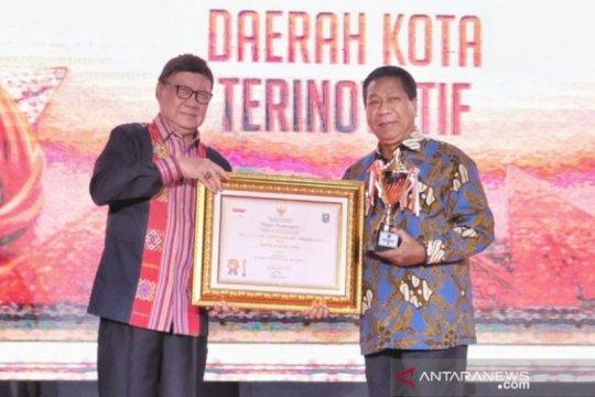 Wali Kota Magelang tegaskan pengembangan inovasi dorong kemajuan