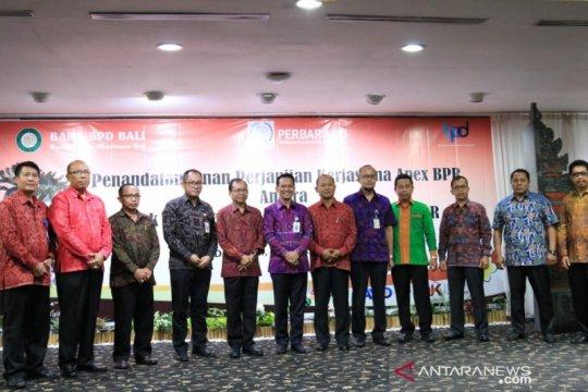 Gubernur Bali minta tiga lembaga keuangan sinergi bangkitkan UMKM