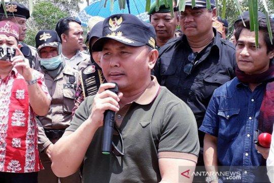 Gubernur Kalteng janjikan pembangunan RS tipe A mulai tahun 2020
