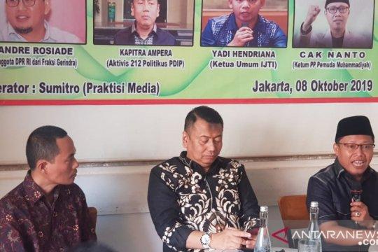 Soal kabinet, Pemuda Muhammadiyah: Jokowi mestinya lebih leluasa