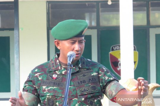 Dandim Lombok Tengah minta prajurit jangan sakiti hati rakyat