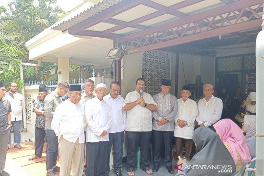 Pejabat DKI dan tokoh agama melawat ke rumah duka Atikah Baswedan