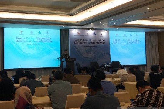 Indonesia dorong percepatan perjanjian batas maritim dengan 10 negara