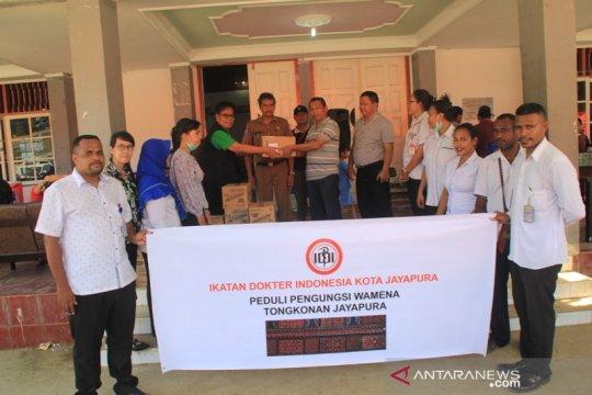 IDI Jayapura salurkan bantuan untuk pengungsi Wamena