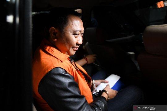 KPK panggil mantan Plt Bupati Lampung Utara