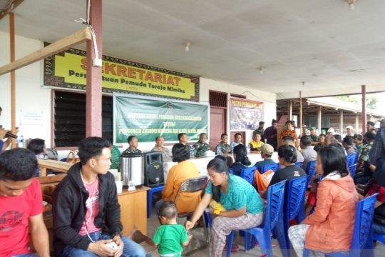 Pangdam Cenderawasih serap aspirasi pengungsi Wamena-Ilaga di Timika