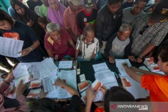 Jadup 13,894 penyintas korban bencana Palu dan Sigi segera disalurkan